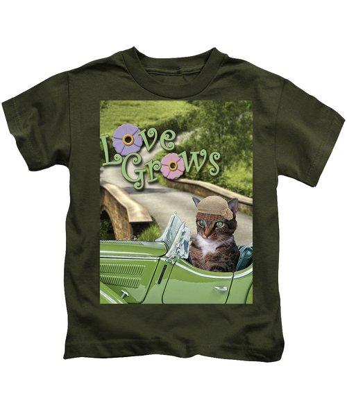 Love Grows Kids T-Shirt