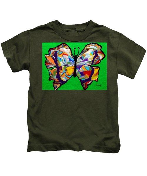 Madam Butterfly Kids T-Shirt