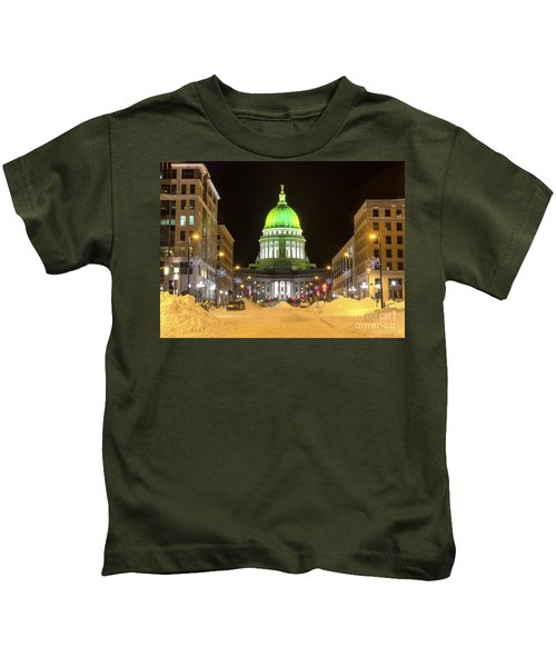 Madison Capitol Kids T-Shirt