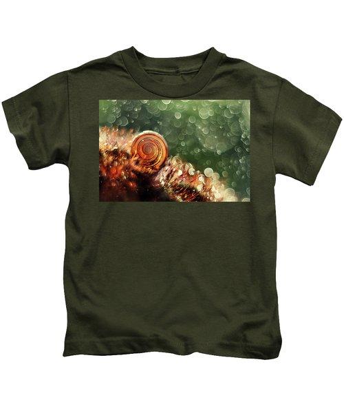 Magic Forest Kids T-Shirt