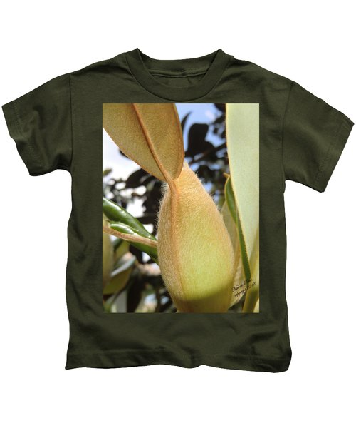 Magnolia Serenity - Signed Kids T-Shirt