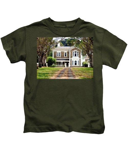 Manor House H A Kids T-Shirt