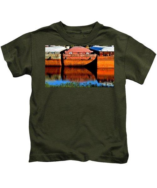 Many Miles Kids T-Shirt