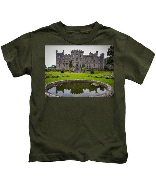 Markree Castle In Ireland's County Sligo Kids T-Shirt