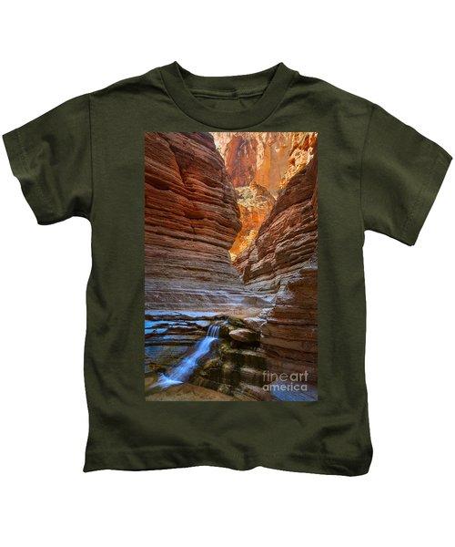 Matkatamiba Cascade Kids T-Shirt