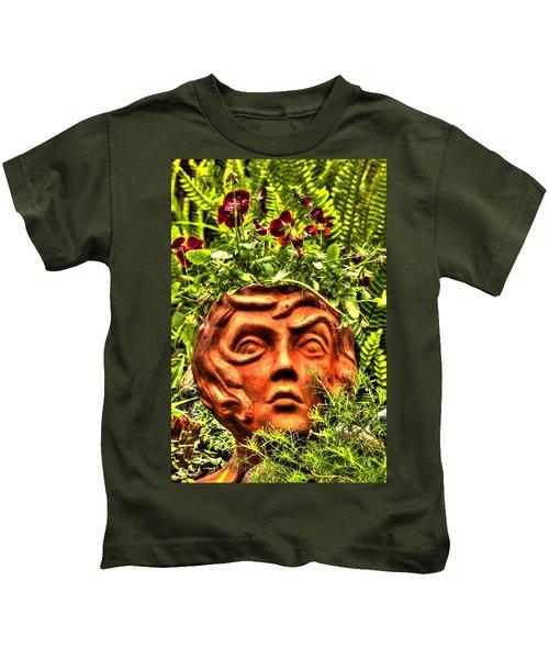 Medusa  Kids T-Shirt