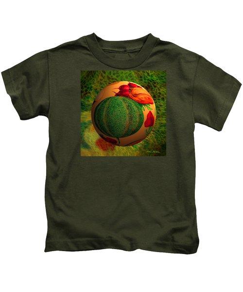 Melon Ball  Kids T-Shirt