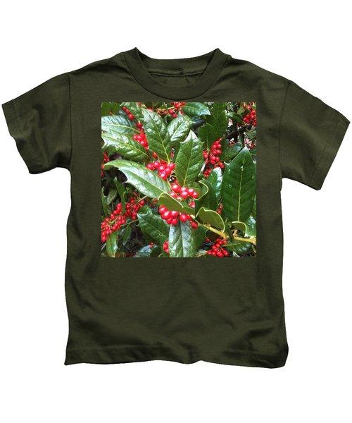 Merry Berries Kids T-Shirt