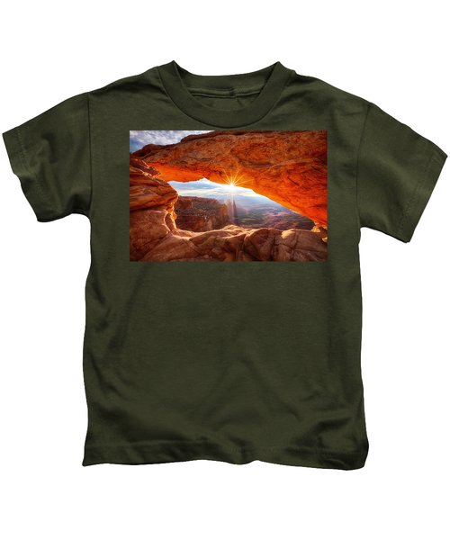 Mesa's Sunrise Kids T-Shirt