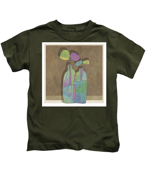 Mgl - Flowers 01 Kids T-Shirt