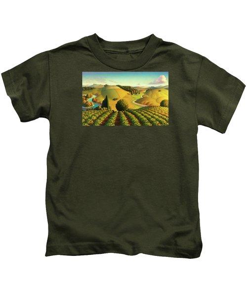 Midwest Vineyard Kids T-Shirt