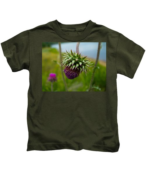 Milk Thistle Kids T-Shirt