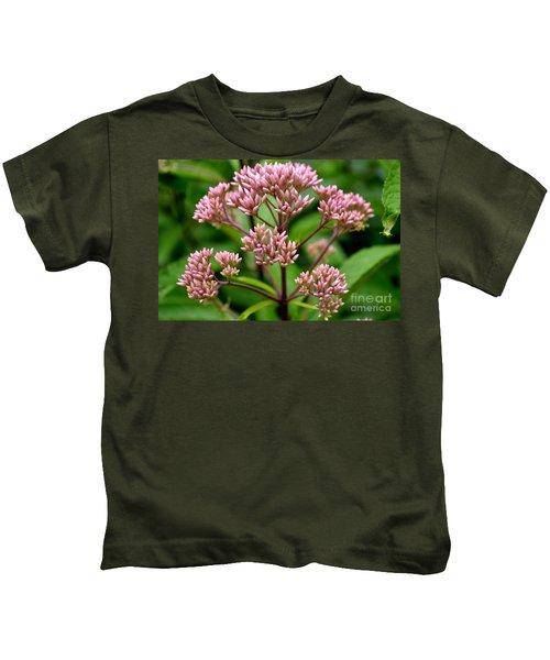 Miniature Purple Cones Kids T-Shirt