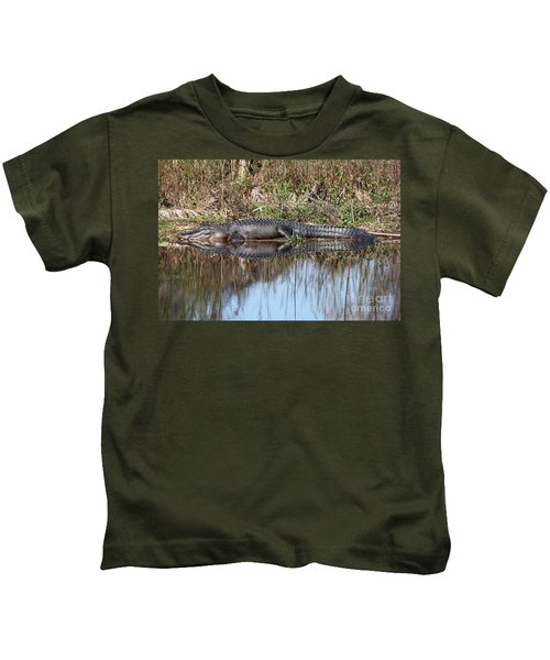 Mirror Image  Kids T-Shirt