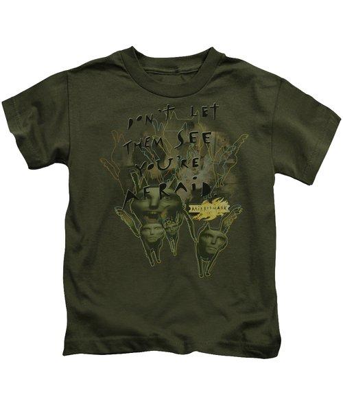 Mirrormask - Don't Let Them Kids T-Shirt