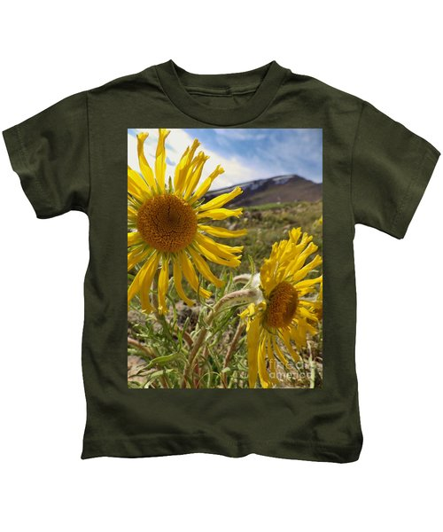 Mountain Beauty 2 Kids T-Shirt