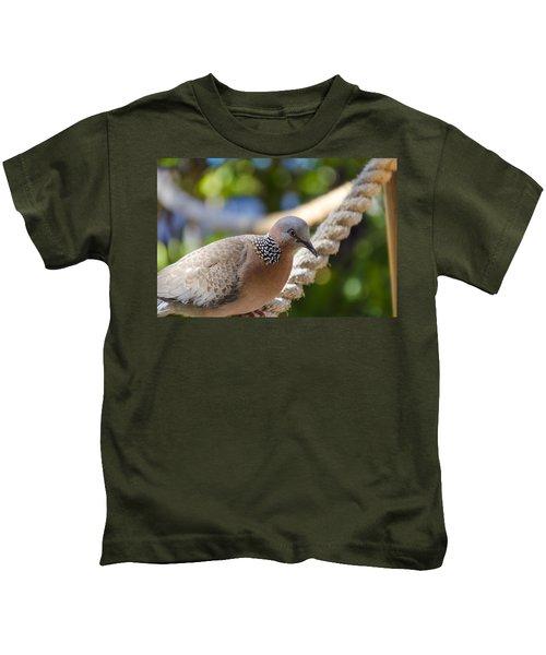 Mourning Dove Kids T-Shirt