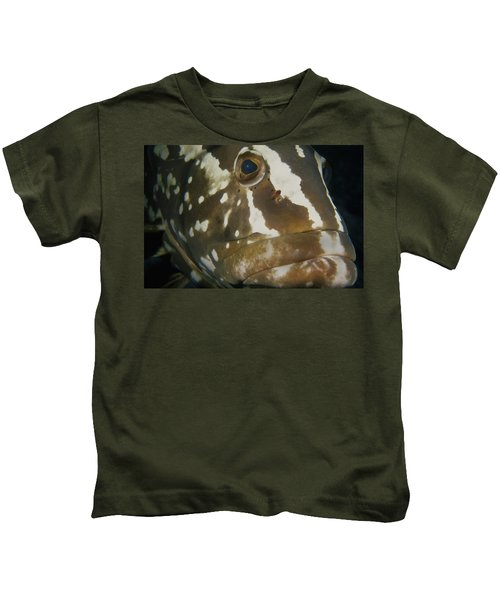 Mr. Grouper Kids T-Shirt
