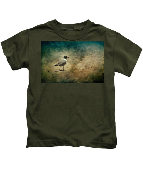 Mr. Seagull Kids T-Shirt