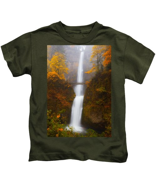 Multnomah Morning Kids T-Shirt