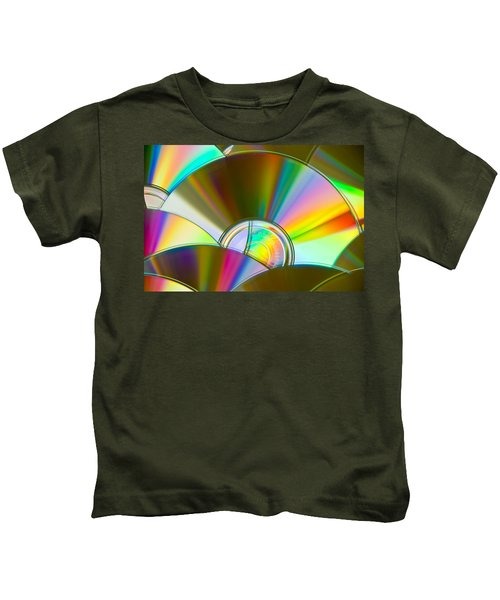 Music For The Eyes Kids T-Shirt