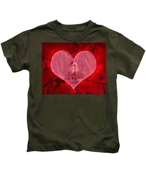 My Heart's Desire 2 Kids T-Shirt
