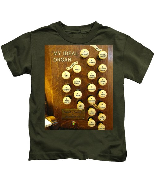 My Ideal Organ Kids T-Shirt