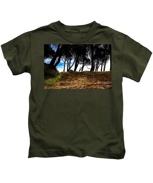 Mystery Of The Forest Kids T-Shirt