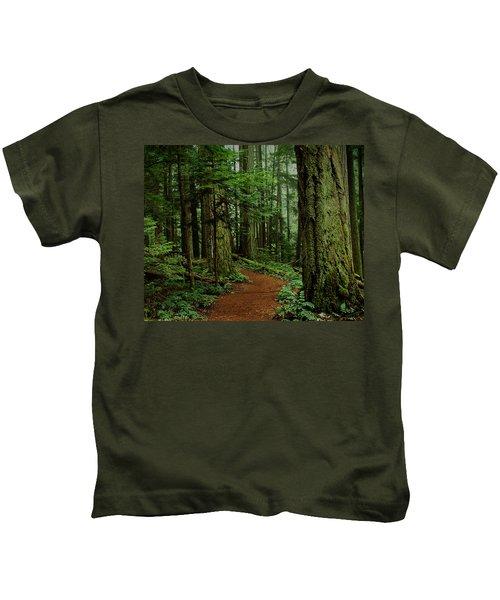 Mystical Path Kids T-Shirt