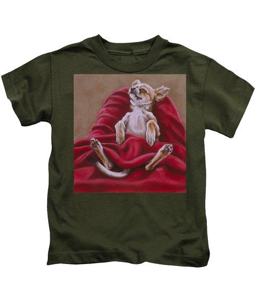 Nap Hard Kids T-Shirt
