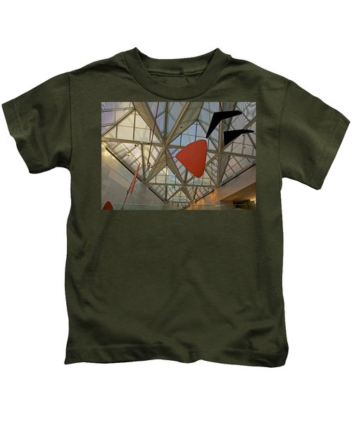National Gallery Of Art  Kids T-Shirt