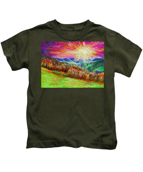 Nature 1  25 2015 Kids T-Shirt