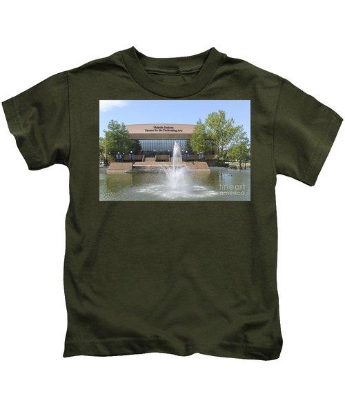 Mahalia Jackson Theater 29 Kids T-Shirt