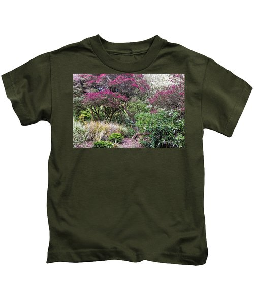 New Zealand Tea Tree II Kids T-Shirt