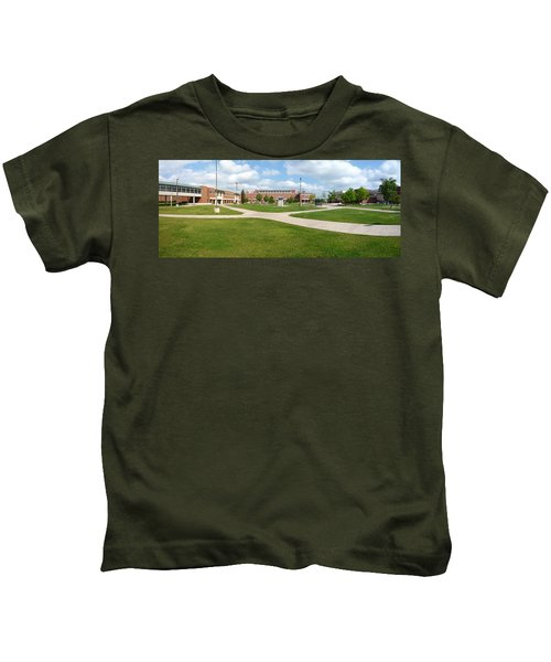 Northern Michigan University Kids T-Shirt
