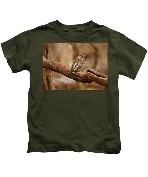 Northern Flicker II Kids T-Shirt