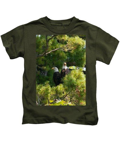 Not Listening Kids T-Shirt