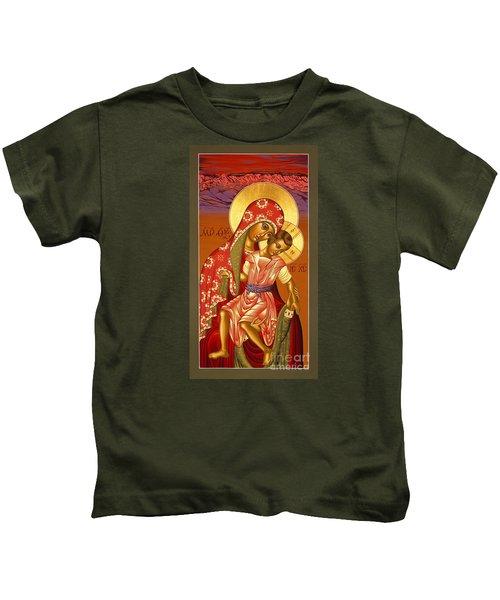 Nuestra Senora De Las Sandias 008 Kids T-Shirt