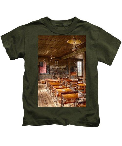 Old Schoolroom Kids T-Shirt