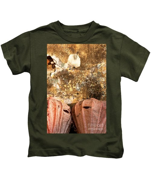 Old Silk Lanterns 02 Kids T-Shirt
