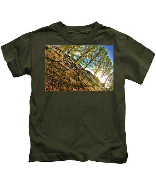 Old Wagon Kids T-Shirt