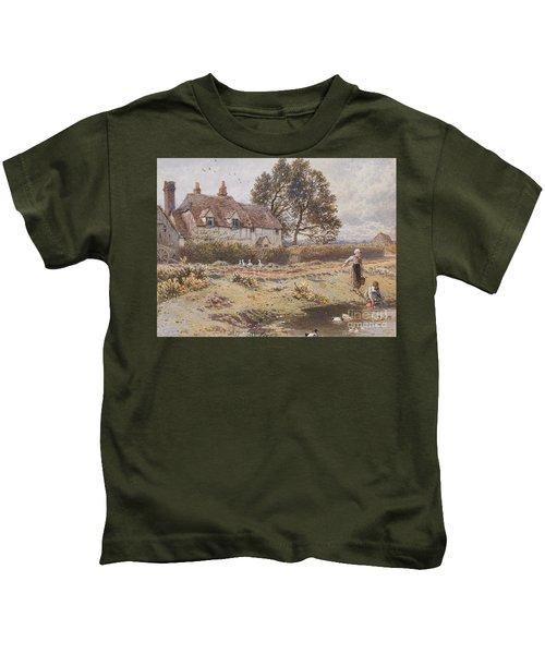 On The Common Hambledon Surrey Kids T-Shirt
