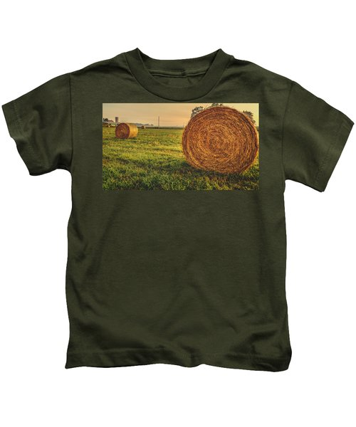 On The Field  Kids T-Shirt