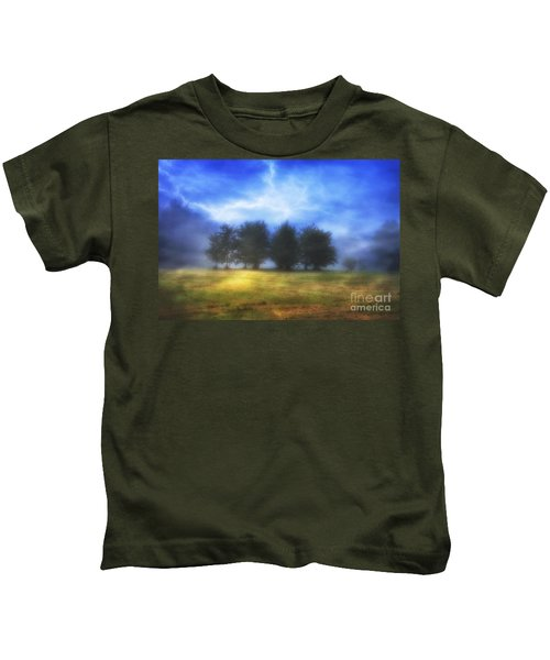 One September Morning Kids T-Shirt