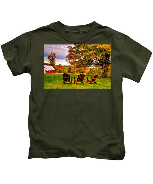 Open Seating Kids T-Shirt