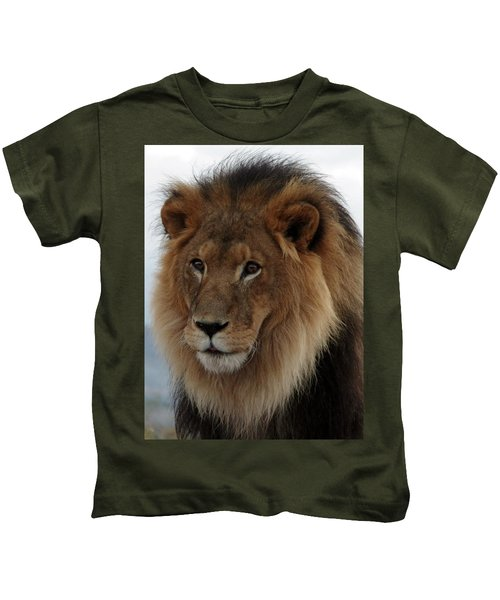 Out Ofafrica  Lion 4 Kids T-Shirt