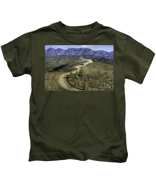 Outback Tour Kids T-Shirt