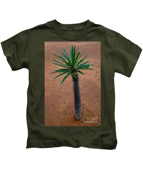 Pachypodium Sapling Kids T-Shirt