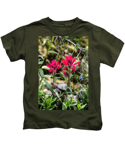 Paintbrush Kids T-Shirt