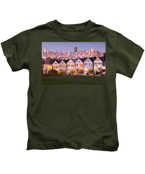 Painted Ladies Kids T-Shirt